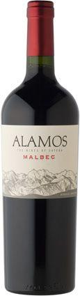 Alamos Malbec- $8.99