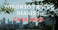 Toronto Travel Diaries: Casa Loma  https://aretrobombshellsloves.blogspot.co.uk/2017/09/toronto-travel-diaries-casa-loma.html