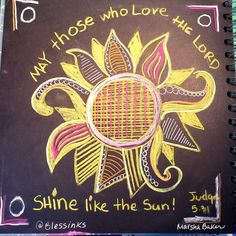 Sketchnote Summer Camp- - sidewalk chalk, or using chalk in our journals to sketchnote Judges 5:31#sktechnoteboss, #sermonsketchnotes, #sketchnotes, #sketchnote, Sketch Notes, Sidewalk Chalk, Judges, Drawing People, Closer, Journals, Christ, Drawings, Summer