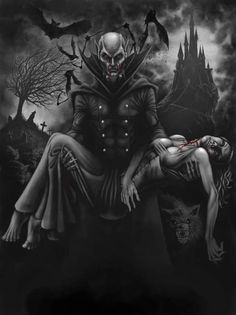 Vampire Art