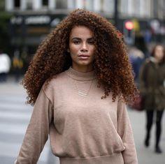 By Jay Stewart (Jay Stewart): Joy Jackson Long Curly Hair, Wavy Hair, Curly Hair Styles, Natural Hair Styles, Natural Beauty, 3c Hair, Jackson, Stewart, Natural Hair Inspiration