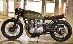 cafe racer discover #motomood