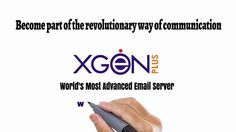 World's First IDN Email Hosting Provider- XgenPlus