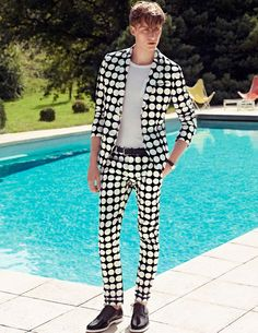 PIERRE BALMAIN SPRING/SUMMER 2013 LOOKBOOK
