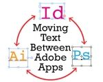 Using InDesign, Illustrator, and Photoshop Together: Moving Text Between the Programs | CreativePro.com