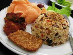 Resep Cara Membuat Nasi Tutug Oncom Khas Tasikmalaya
