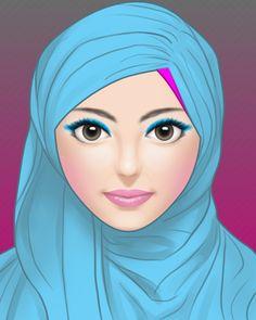 model hijab3