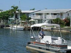 Dockside Villas Vacation Als On Dunedin Florida Waterfront Fl Al