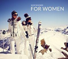 Lina Sandberg for Bogner Snow Fashion, Fashion Tv, Daily Fashion, Winter Fashion, Ski Bunnies, Winter Suit, Ski Gear, Snow Outfit, Ski Season