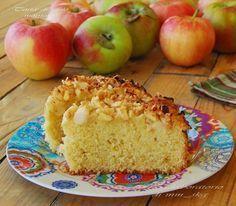 Τα ιταλικά: μηλόπιτα με τον τρόπο του maestro Apple Recipes, Vanilla Cake, Banana Bread, Sweets, Candy, Fruit, Desserts, Food, Apples