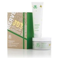 It's BACK!! The Pampermint Foot Care for the Holidays. This gets better every year. Perfect gift.