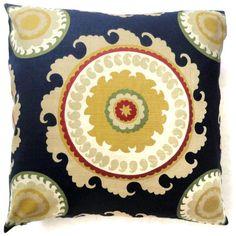 $45.00 - Suzani decorative pillow cover