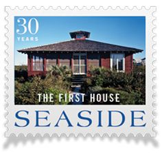 Seaside Stamp