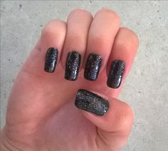 glitter has the power to make black an universe