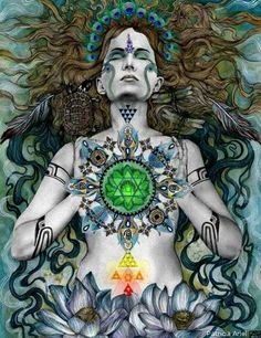 Deep Connection, higher communication, and collaboration with our world brings peace and unity. Build a brighter future for everyone, with everyone. Sacred Geometry ♥