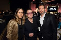 Jared Leto.- 86th Oscars Nominee Luncheon.- 10-11-