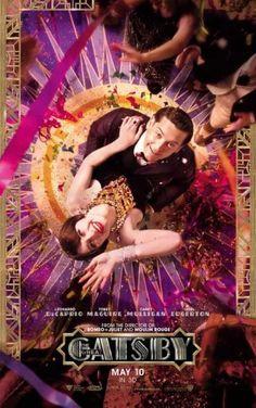 The Great Gatsby (Leonardo DiCaprio, Carey Mulligan, Tobey Maguire) Movie Poster Masterprint at AllPosters.com