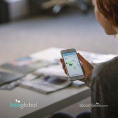 Dónde quieras, cuándo puedas… El mundo de las compras (y las ventas) a sólo un click. Descubre cómo Bloombees te puede a ayudar a ti. #instantcommerce #BloombeesEs #beeglobal