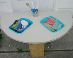 DIY Water/Sand Table