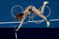 Rio 2016 women's Pole Vault
