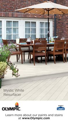 CUMULUS is a part of the Olympic Resurfacer Colors - Gray collection by Olympic® Stains. Exterior Wood Stain Colors, Deck Stain Colors, Deck Colors, Siding Colors, House Colors, Floor Colors, Olympic Paint, Color Caoba, Cedar Stain