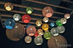 Top 5 Verlichting op Woonbeurs Biënnale Interieur 2014 Kortrijk | Fotografie STIJLIDEE Interieuradvies en Styling via www.stijlidee.nl