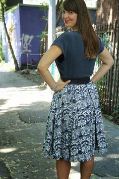 Anne-Marie de Chic Chic Bling Bling et sa jupe Bodybag by Jude Waist Skirt, High Waisted Skirt, Chic Chic, Bling Bling, Skater Skirt, Skirts, Fashion, Fashion Ideas, High Waist Skirt