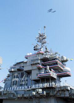 MaritimeQuest - USS Constellation CVA-64 / CV-64 PAge 3