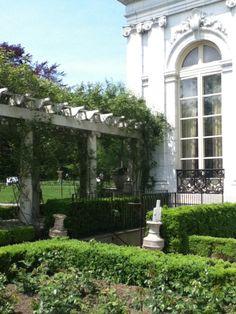 Rosecliff - Newport Mansion