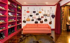 christina ricci's closet
