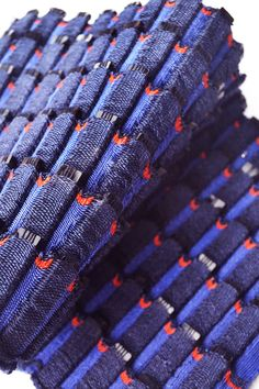 Ailis Drewar Texprint Weavers: Indigo, Paris » The Weave Shed
