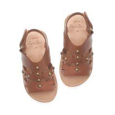 un pieds en cuir casual - Chaussures - Bébé fillette - Enfants | ZARA France