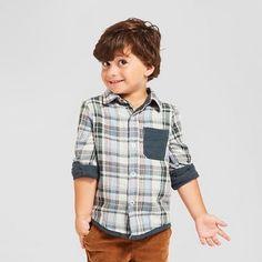 Toddler Boys' Fashion Pant - Breadcrust Brown - Genuine Kids™ from Oshkosh®