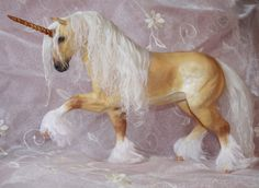 Alasair by scenceable.deviantart.com on @deviantART ~ Unicorn Sculpture