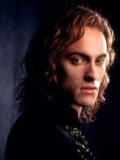 Lestat from Queen of the Damned cruise's mentor beauttiful isn't he