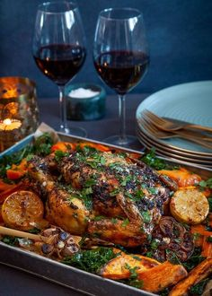 Wine Recipes, Keto Recipes, Food From Different Countries, Cheap Wine, Tandoori Chicken, Chicken Wings, Food Inspiration, Love Food, Tro