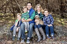 Simple Ways to Snap Great Family and Group Photos | Capturing Joy with Kristen Duke via eHow photography tips