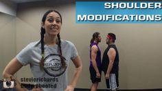 DDP YOGA Shoulder Modifications - #DDPYOGA