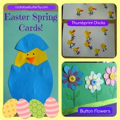 Rockabye Butterfly: Easter Spring Gift Card Ideas!
