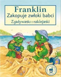 Franklin Goes to the Beach: A Sticker Activity Book, adapted by Shelley Southern & Alice Sinkner Reaction Pictures, Funny Pictures, Franklin The Turtle, Best Memes, Funny Memes, Franklin Books, Polish Memes, Summer Books, Book Activities