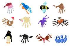 Handprint - Motiveübersicht II