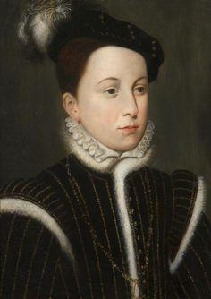 Hercule François de Valois-Angoulême, Duc d'Alençon et d'Anjou (1555–1584)
