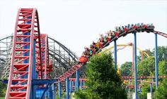 Six Flags America - Maryland, USA is Hub to Exiting Places – Learn More Here