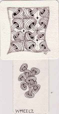 An Artist Labyrinth: Ginny Stiles CZT: Zentangle Challenge: Mixing it up Tangle Doodle, Tangle Art, Zen Doodle, Doodle Art, Zentangle Drawings, Doodles Zentangles, Doodle Drawings, Doodle Patterns, Zentangle Patterns