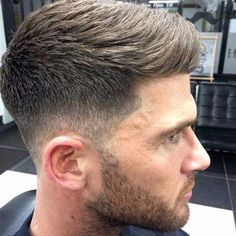 trendy short hairstyles for men