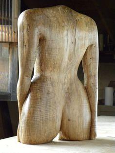 Arrik Kim - Woodcarving