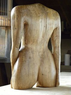 Arrik Kim - Woodcarving
