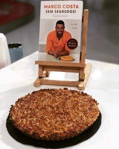 Tarta Marco Costa Almendra - Kate Home Sweet Pie, No Bake Desserts, Cheesecake, Appetizers, Yummy Food, Cookies, Baking, Breakfast, Recipes