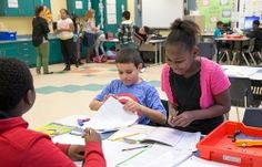 Not only are the Wallace (NC) Elementary School students more engaged in science, but a hike in their state test scores validates the effectiveness of Pitsco's Missions program...