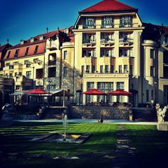5* hotel Thermia Palace,  spaisland in Piestany,  Slovakia
